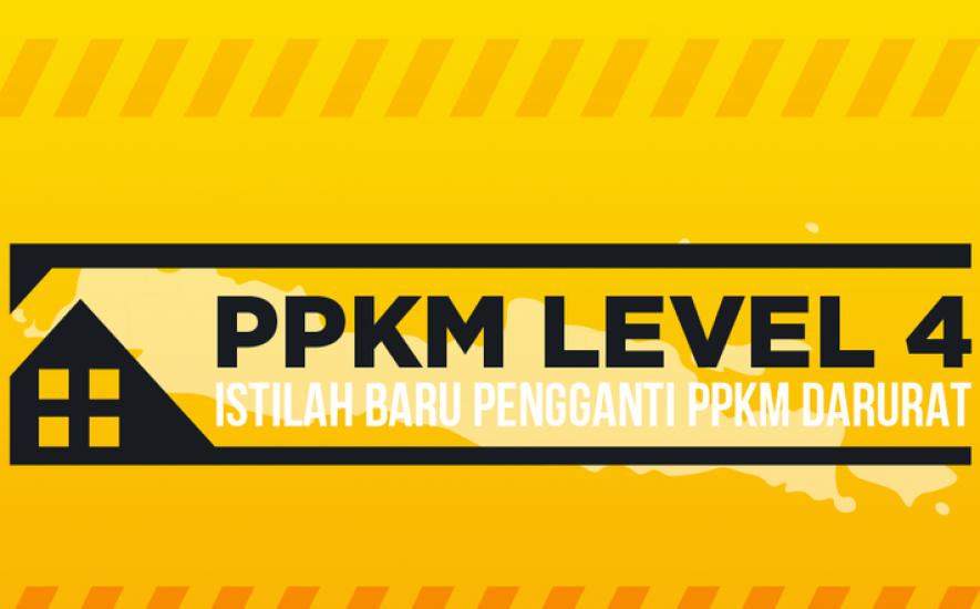 Menyoal PPKM Darurat Menjadi PPKM Level 4