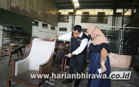 Ekspor Jawa Timur Meningkat di Tengah Pandemi Covid-19