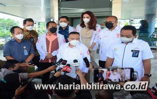 BUMN Kimia Farma Produksi Obat Anti Virus Covid-19