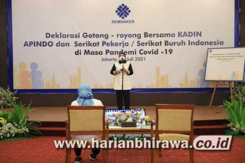 Deklarasi Gotong Royong PPKM Darurat Atasi Ancaman Pandemi Covid-19