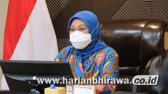Menaker Ida Fauziyah: P2K3 di PerusahaanDiminta Ikut Kendalikan Covid-19