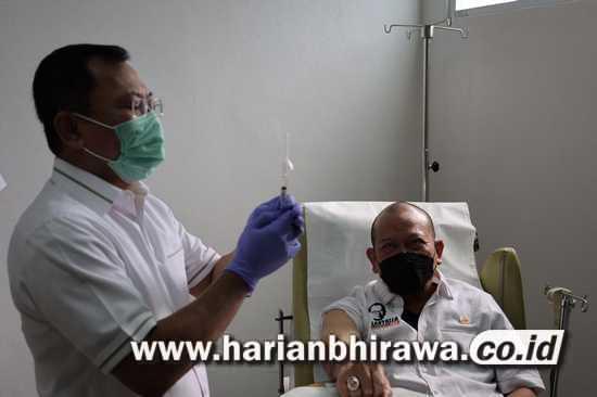 Vaksin Nusantara Sudah Teruji, La Nyalla Matalitti: Layak Diproduksi