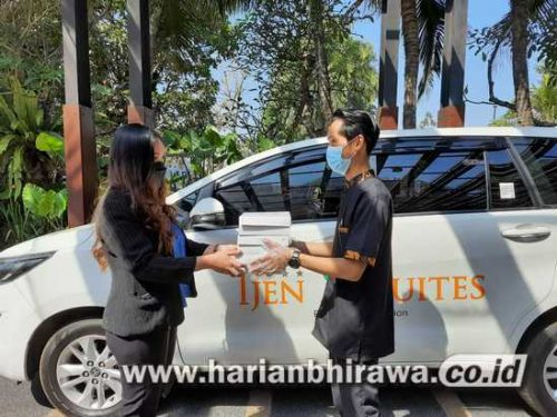 Ijen Suites Delivery Service Makanan Bergizi di Era Pandemi Kota Malang