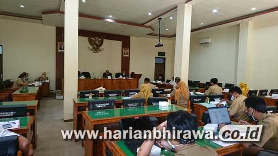 Komisi III DPRD Trenggalek Tuding Eksekutif Kurang Serius Rencanakan Pembangunan