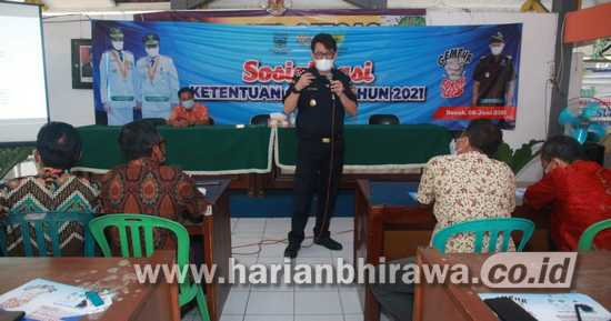 Pemkab-KPPBC TMP C Probolinggo Sosialisasikan Ketentuan Cukai Tahun 2021