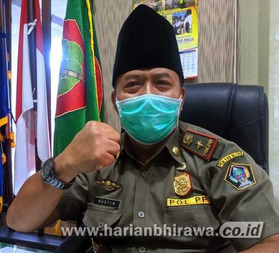 Satpol PP Kabupaten Blitar Tingkatkan Operasi Selama PPKM Diperpanjang
