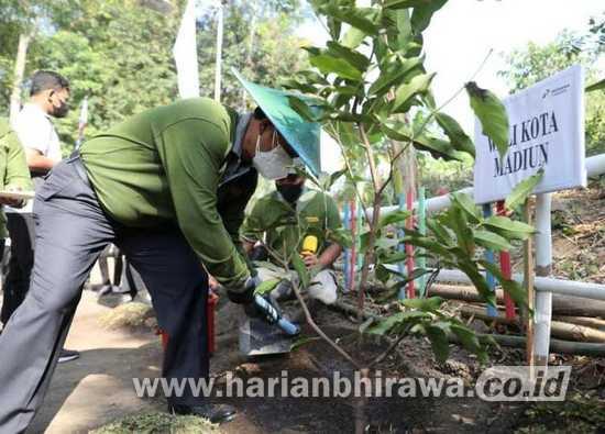 Wali Kota Madiun Apresiasi Program CSR Pertamina