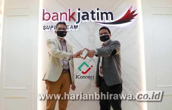 Perkuat Tiga Pilar Penting, Bank Jatim Perkenalkan Brand Digital Jconnect