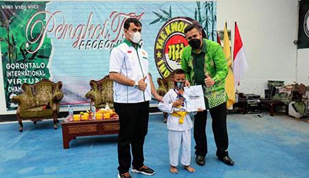 Atlet Taekwondo Kota Probolinggo Raih Tujuh Medali Emas