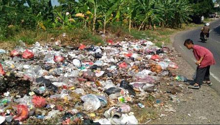200 Ton Sampah Limbah Medis Covid-19 di Sidoarjo