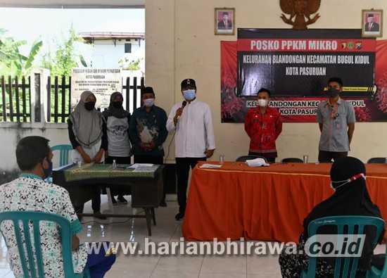 Bansos dari Kemensos RI di Kota Pasuruan untuk 29 Ribu KK Cair