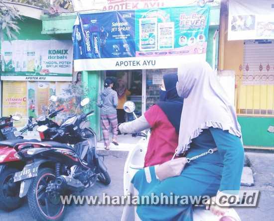 Obat-obatan Covid-19 Langka di Pasaran Kabupaten Sidoarjo