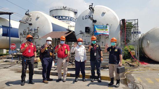 Pengawas Ketenagakerjaan Diminta Awasi Pengoperasian ISO Tangki Oksigen