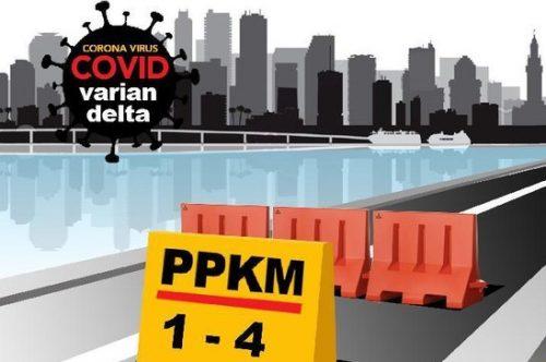 """PPKM Level """"Terkendali"""""""