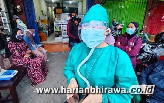 Hindari Kerumunan Pasien Covid-19, Praktik Terapi Uap Obat dr Tiwi Ditutup
