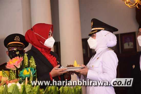 Upacara Peringatan HUT Ke-76 RI, Indonesia Tangguh, Indonesia Tumbuh