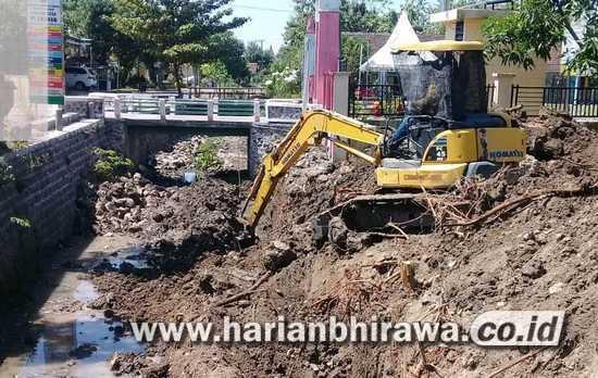 Perkembangan Proyek IPDMIP Kabupaten Jombang