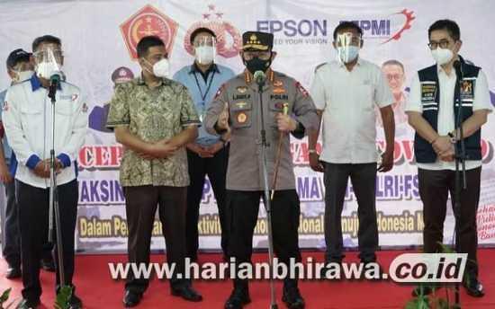 Ketua KADIN Arsjad Rasjid Ajak Masyarakat Bersatu Melawan Pandemi Covid-19
