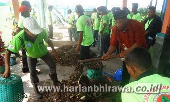Wali Kota Probolinggo Pantau Tempat Pengolahan Sampah Terpadu