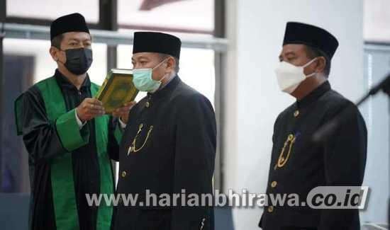 Wali Kota Madiun Lantik 21 Pejabat, Pastikan Pelayanan Publik Maksimal