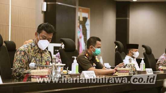 Tim Korsupgah KPK dan Pemkot Batu Optimalkan Pencegahan Korupsi