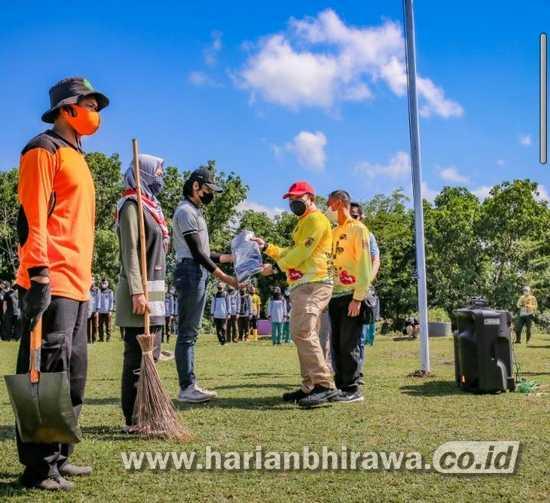 WCD 2021, Bupati Hendy Targetkan Jember Punya Perda Sampah