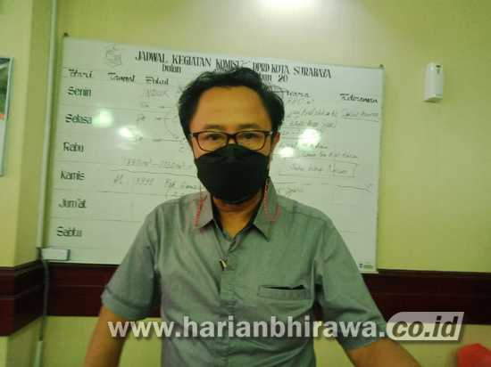 Komisi C Minta Wawali Turun Lihat Kondisi Box Culvertdi Jalan Embong Malang