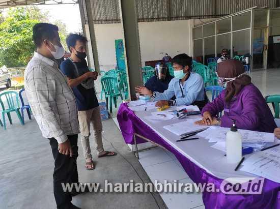 DKC Garda Bangsa Gelar Vaksinasi Covid-19 dan Bagikan Voucher Umroh