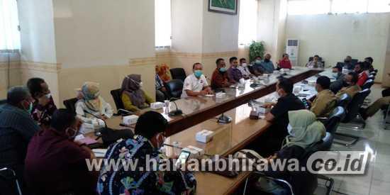 Komisi II DPRD Situbondo Dukung Layanan Kesehatan Hewan Terpadu DPKH