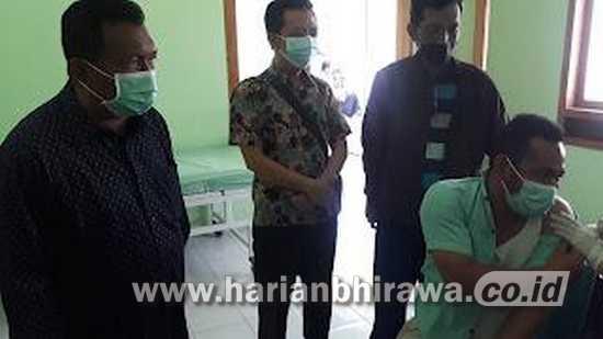 DPPKB Rangkul Kader KB Sukseskan Program Vaksinasi