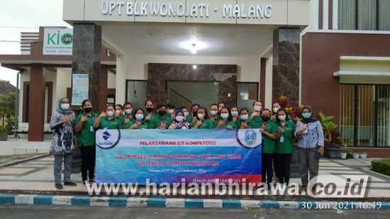 Jawa Timur, Provinsi Pertama yang Latih Calon Pekerja Migran Indonesia