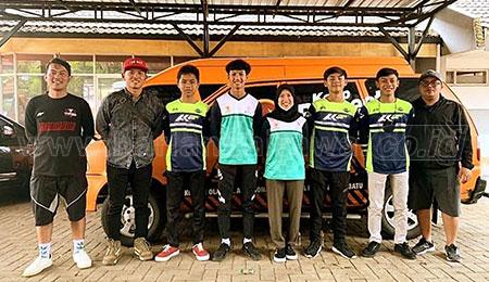Kota Batu Kirimkan 18 Atlet Ikuti Kejurnas Downhill Bandung Jabar