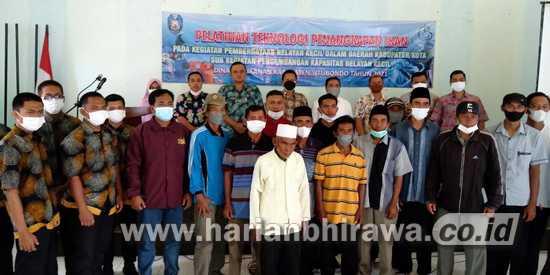 Tingkatkan Ekonomi Nelayan, Diskan Situbondo Gelar Pelatihan Tehnologi Penangkapan Ikan