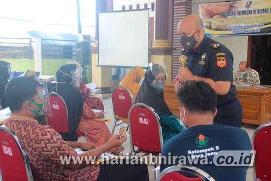 Optimalkan Pemanfaatan DBHCHT, Gelar Sosialisasi Ketentuan Bidang Cukai Desa