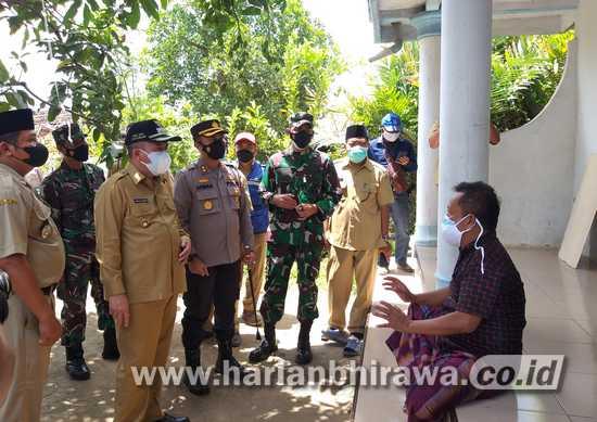 Belasan Rumah Terdampak Bom Ikan di Kabupaten Pasuruan Segera Diperbaiki