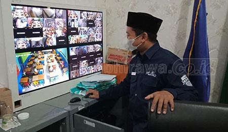 CCTV Sangat Efektif Pantau Prokes di Kelas