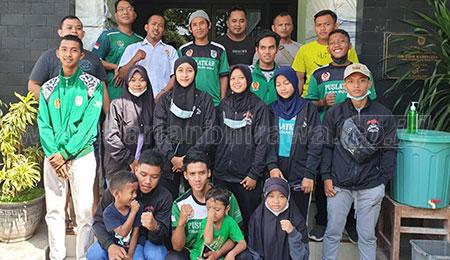 Sebanyak 12 Atlet Muaythai Tuban Ikuti Kejurprov Jatim