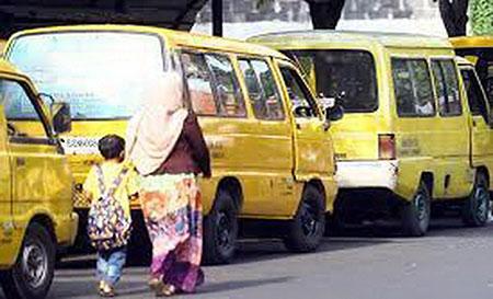 Program Seragam Gratis Terhenti, Angkutan Pelajar di Kota Probolinggo Juga Dihentikan