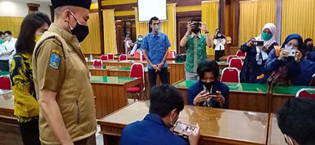 Dukung Pengembangan E-Sport, Gelar East Java Student Championship 2021
