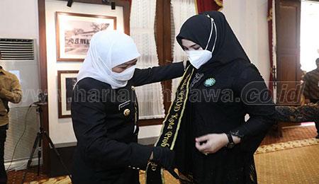 Bunda PAUD Aminah Hadi Siap Realisasikan Program Prioritas