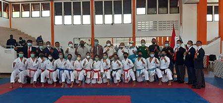 Raih Emas PON, Karateka Jatim Dirangsang Bonus