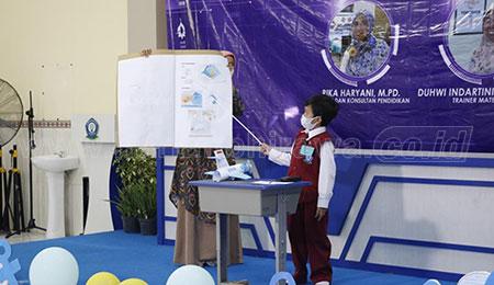 SD Muhammdiyah 3 Ikrom Gelar Student Fair 2021