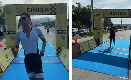 Raih Emas Duathlon, Jatim Incar Juara Triathlon