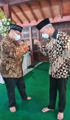 Duet AH-Ganjar Makin Kencang, Golkar Surabaya: Pasangan Ideal