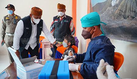 Vaksinasi Tuntas, Percepat Pemulihan Wisata Bromo