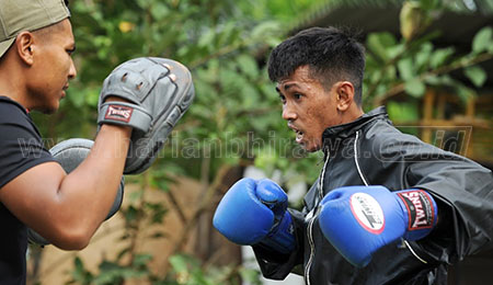 Asah Mental, Muay Thai Jatim Incar Dua Emas