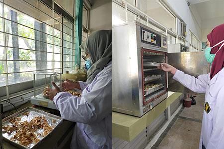 Lima Mahasiswa Manfaatkan Limbah Kulit Durian Jadi Krim Anti Jerawat