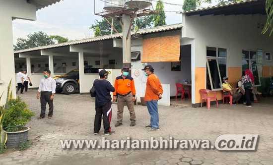 Kasus Turun , Empat Tempat Isoter di Kabupaten Probolinggo Ditutup