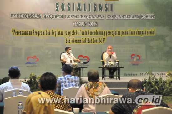 Sosialisasi Perencanaan Program Kessos Hasilkan Sejumlah Rekomendasi