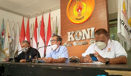 KONI Kota Batu Kirim Atlet Lebih Banyak di PON Papua